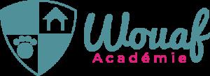 Logo Wouaf Academy